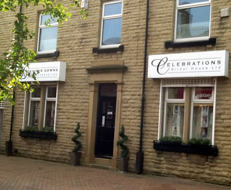 Bridal Shop in Ossett, West Yorkshire