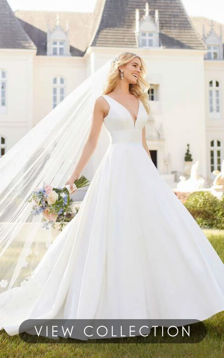 Click here to view our Designer Bridal Gown Collection