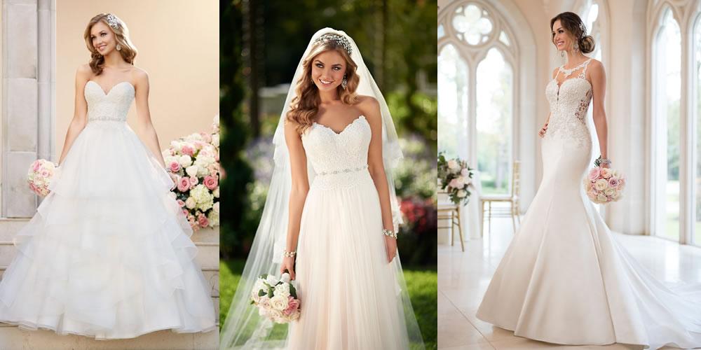 Designers Wedding Gowns: Celebrations Bridal Shop